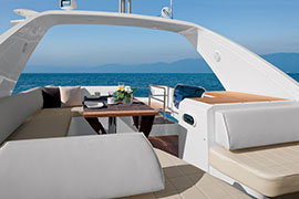 Azimut 60 - Flybridge 2nd View